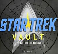 Star Trek Vault: 40 Years from the Archives (Hardcover)   by Sco