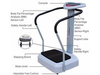 Crazy Oscillating Fit Massage Machine Vibration Vibro Exercise Fitness Plate