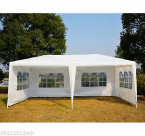MasterShade 10 x 20 PARTY TENT WHITE / TENT FOR SALE