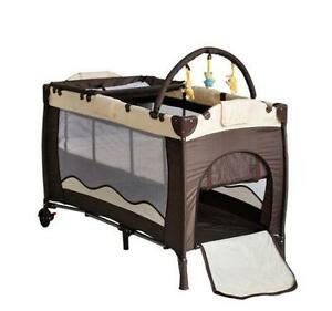 Travel Cot Baby Nursery Furniture Ebay