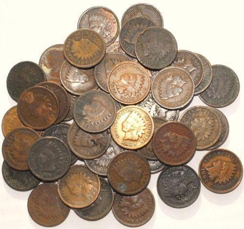 Bulk Pennies Coins Amp Paper Money Ebay