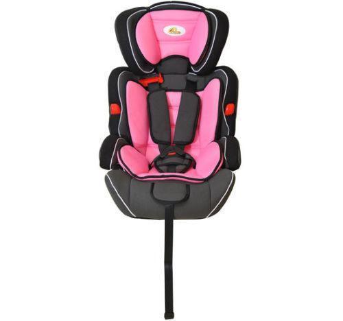 pink car booster seat ebay. Black Bedroom Furniture Sets. Home Design Ideas