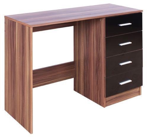 High Gloss White Coffee Table Amazon Co Uk Kitchen Home: Black High Gloss Desk