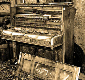 Old Piano / Dressers