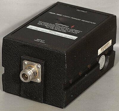 Fluke 792a-7002 Acdc Transfer Standard 1000 V1000v Range Resistor
