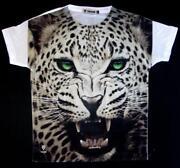 Mens Tiger T Shirt
