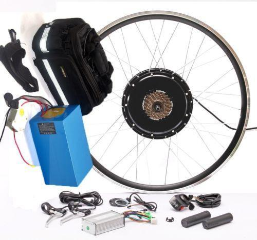 electric bike conversion kit ebay. Black Bedroom Furniture Sets. Home Design Ideas