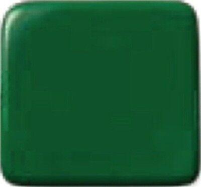 System 96 Med. Frit COE Glass - DARK GREEN OPAL 2206 - Dark Green Opal System