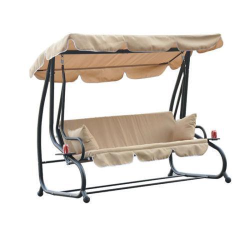 Bench Swing Ebay