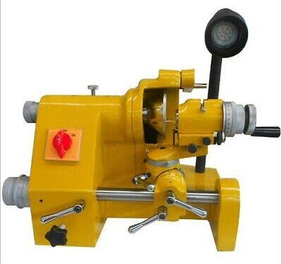Brand New 1 Pc Universal Cutter Grinder Sharpener For End Mill U2 Model 220v Usa