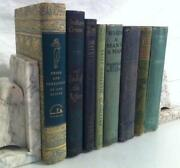 Antique Book Set