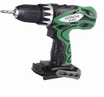 HITACHI CORDLESS DRIVER DRILLS REGULARLY SERVICED TWO FOR SALE Pullenvale Brisbane North West Preview