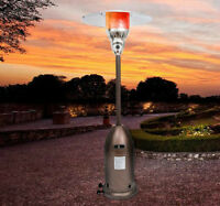 HomCom Outdoor Patio Heater Propane Commercial Stainless Steel