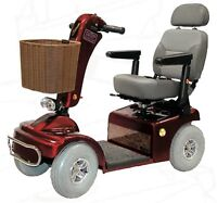 DELUXE SHOPRIDER SCOOTER 4 WHEEL
