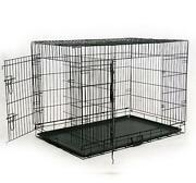 Metal Dog Crate Tray