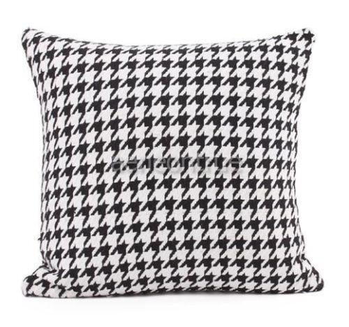 Black and White Throw Pillow Covers eBay