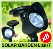 Outdoor Solar Spot Lights