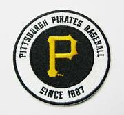 Pittsburgh Pirates Patch