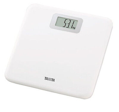 TANITA JAPAN Weight Scale Digital Health Meter Step on HD-661-WH