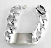 Chunky Silver Jewellery