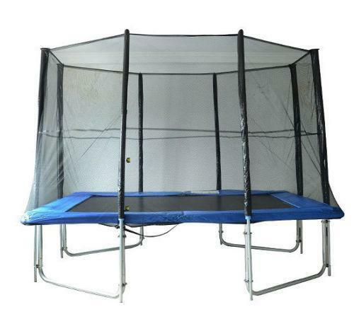 Rectangle Trampoline Ebay