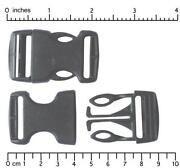 25mm Buckle