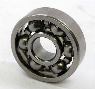 7mm Outside 11mm Width 3mm SMR117-ZZ Stainless Steel Ball Bearing Bore Dia