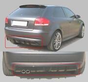 Audi A3 Diffusor