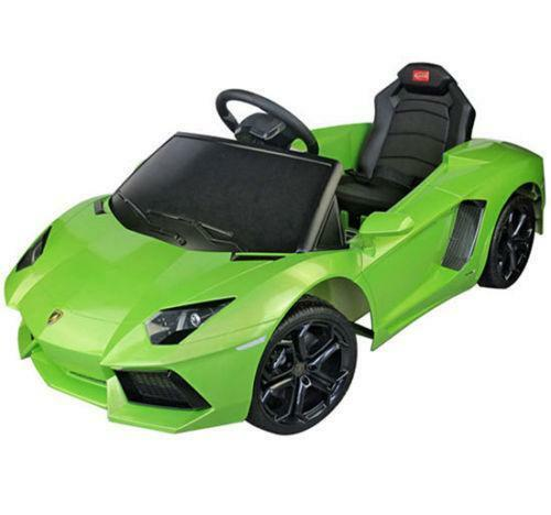 Toys For 11 And Up : Kids electric cars lamborghini ride on toys ebay