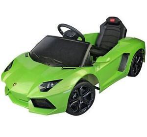 kids electric cars lamborghini