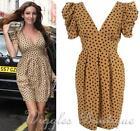 Topshop Polka Dot Regular Size Dresses for Women