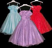 Blumenkinder Kleid 86