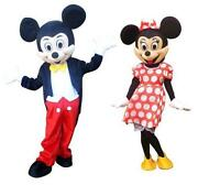 Mickey Mouse Costume Hire