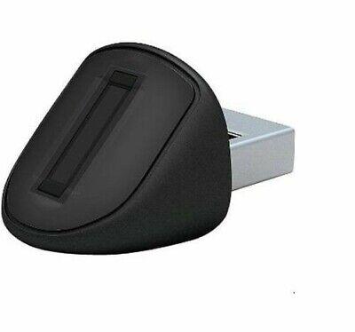 New Eikon Black USB Swipe Mini Fingerprint Reader Windows 8, 8.1, 10