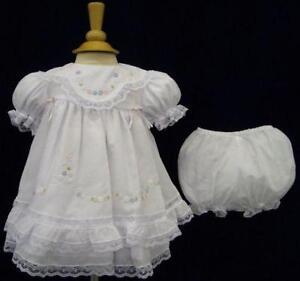 3e97f8c6fb Newborn Frilly Dress