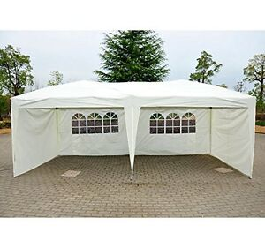 10 x 20ft Sierra Pop Up Party Tent Instant Event Canopy Shelter