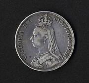 1889 Queen Victoria Coin