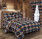 Black Abstract Comforter Sets