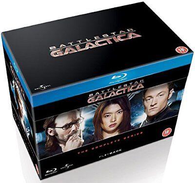 Battlestar Galactica Complete Series Blu Ray Box Set