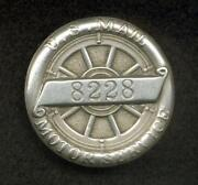 Post Office Badge