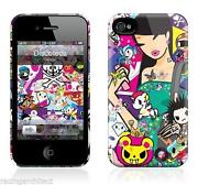 Tokidoki iPhone 4 Case