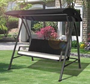 Chaise Balançoire parfait pour 4 personnes