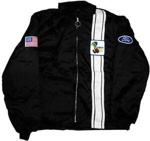 Vintage ford cobra mustang racing jacket