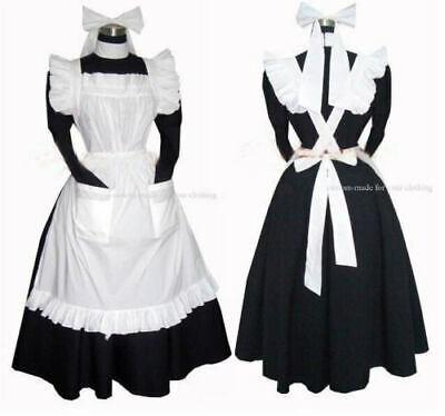 Sissy Maid Dress Lockable Cosplay Gothic Lolita Cosplay Custom - Custom Maid Kostüm