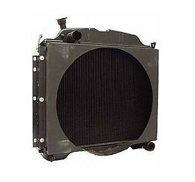 Allis Chalmers Tractor Radiator For Model 200 Tractors Oe 70256351