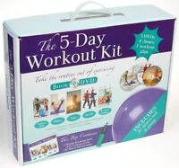 AB Roller & 5-Day Workout Kit, & Pogo Stick Brand New in Box   ·