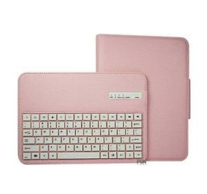 myBitti Samsung Galaxy Tab 3 10.1 Bluetooth Keyboard Portfolio Case - DETACHABLE Bluetooth Keyboard Stand Case / Cover w