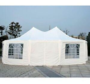 20X30 Decagonal Tent  / WEDDING DECAGONAL TENT FOR SALE