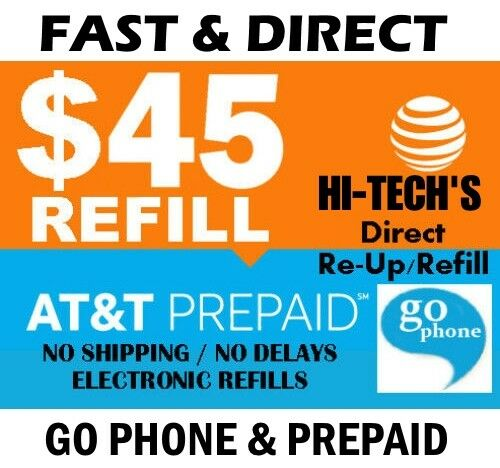 $45 ATT AT&T 🔥 FAST-> DIRECT PHONE 🔥 GET IT TODAY! 🔥 TRUSTED USA SELLER
