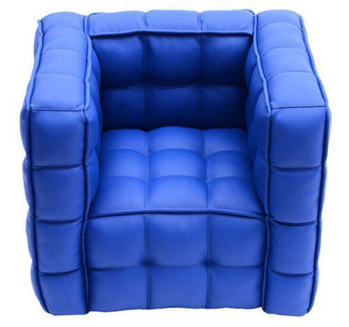 Childrens Leather Armchair | eBay